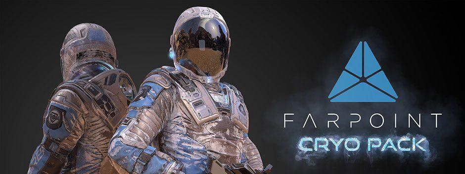Disponibile l'espansione di Farpoint Cryo Pack