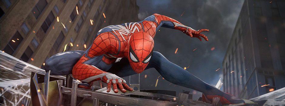 Spider-Man: tutto ciò che c'è da sapere sulla demo presentata all'E3