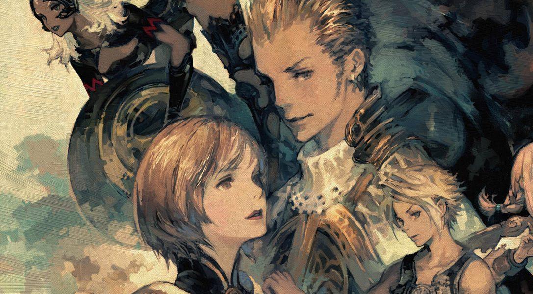 Ritorna al mondo di Invalice e della resistenza con il nuovo story trailer di Final Fantasy XII The Zodiac Age