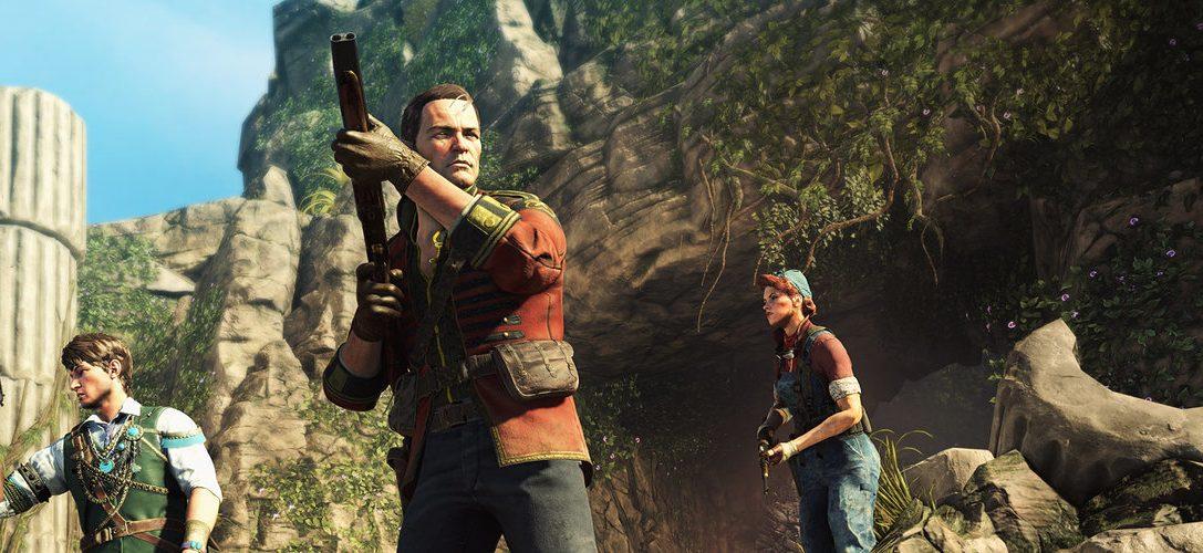 Combattete il sovrannaturale con l'ultima avventura di Rebellion per PS4 Strange Brigade