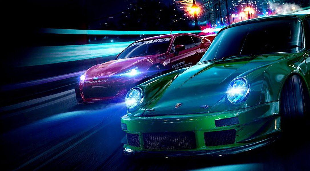 Iniziano oggi nuovi sconti del PlayStation Store su Need For Speed, SOMA, Snake Pass e molto altro