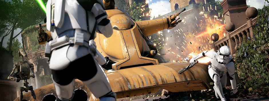 L'open beta di Star Wars Battlefront II arriva su PS4 ad ottobre