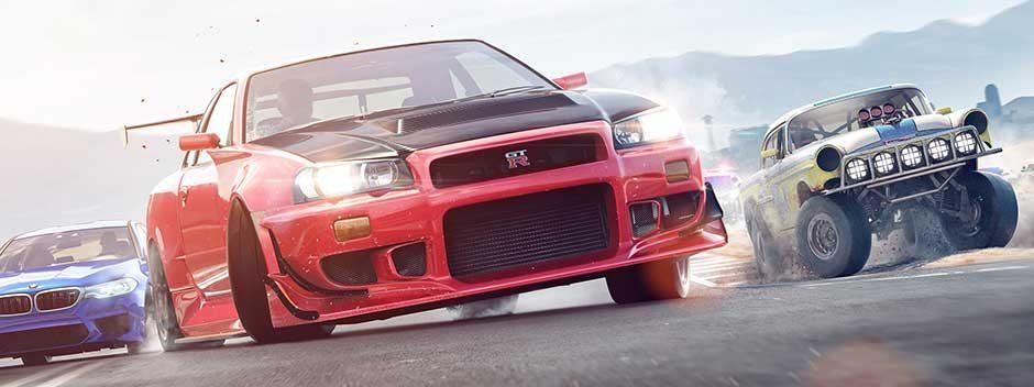 Trasforma un rottame in una supercar con Derelict di Need for Speed Payback