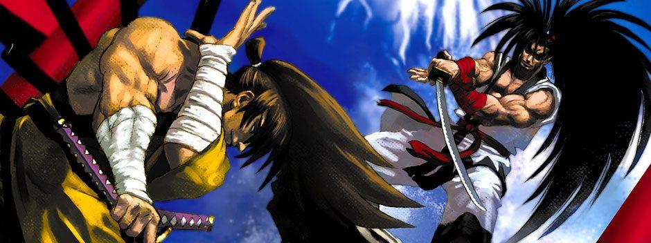 Samurai Shodown V Special torna nella sua versione originale su PS4 e PS Vita