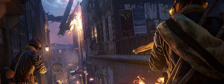 Battlefield 1 aggiunge al campo di battaglia la sua ultima mappa, Prise de Tahure, disponibile per i possessori di Premium Pass