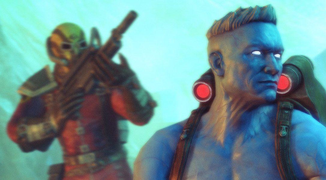Ecco com'è nato il remaster per PS4 Rogue Trooper Redux, disponibile dal 17 ottobre