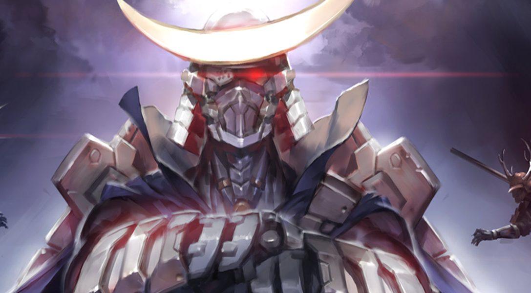 Vestite i panni di un guerriero cyborg e affrontate gli invasori alieni in Reborn: A Samurai Awakens per PS VR