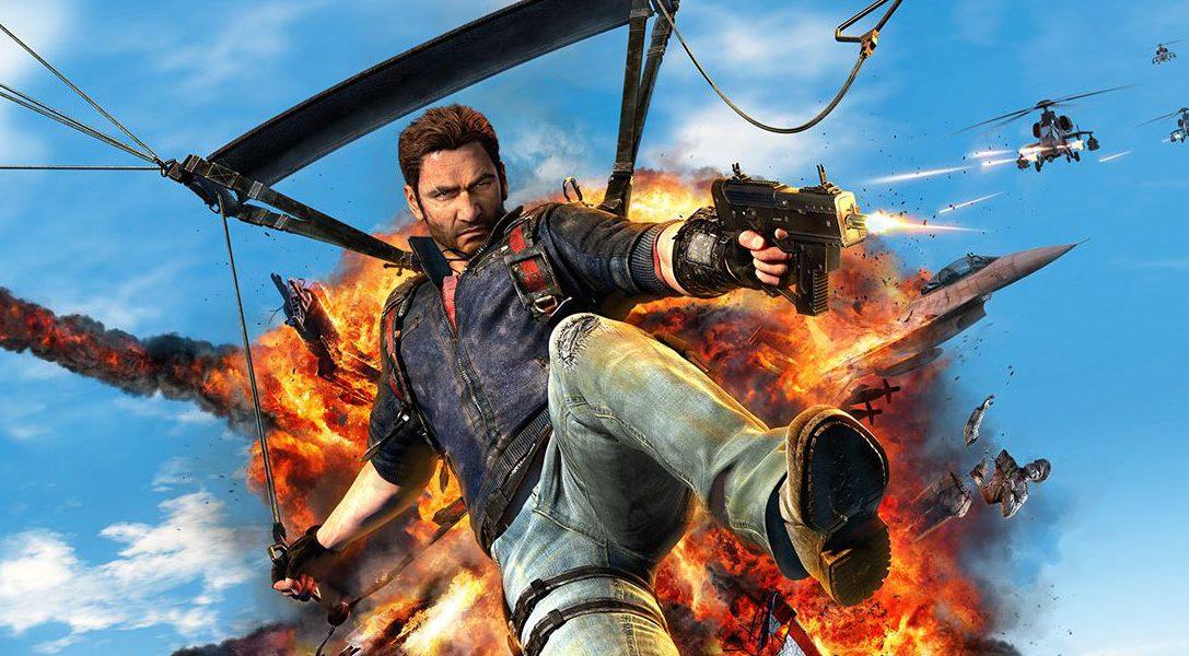 I tuoi giochi PS Plus di agosto sono Just Cause 3 e Assassin's Creed: Freedom Cry
