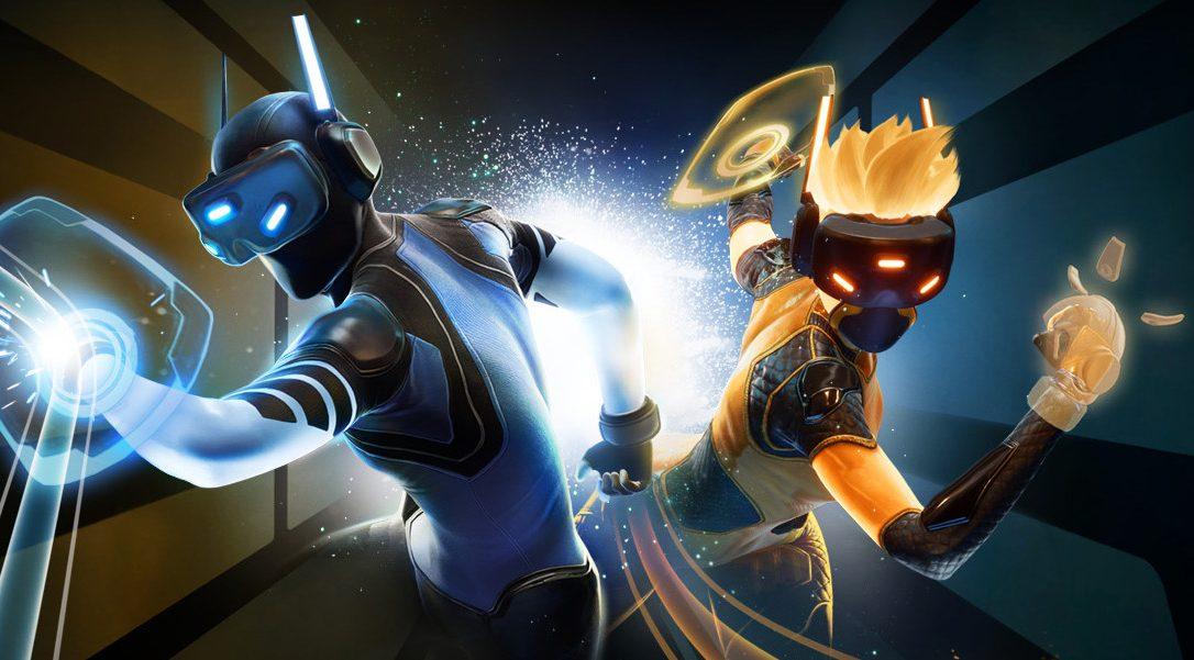 Il frenetico sport virtuale Sparc uscirà per PS VR il 29 agosto