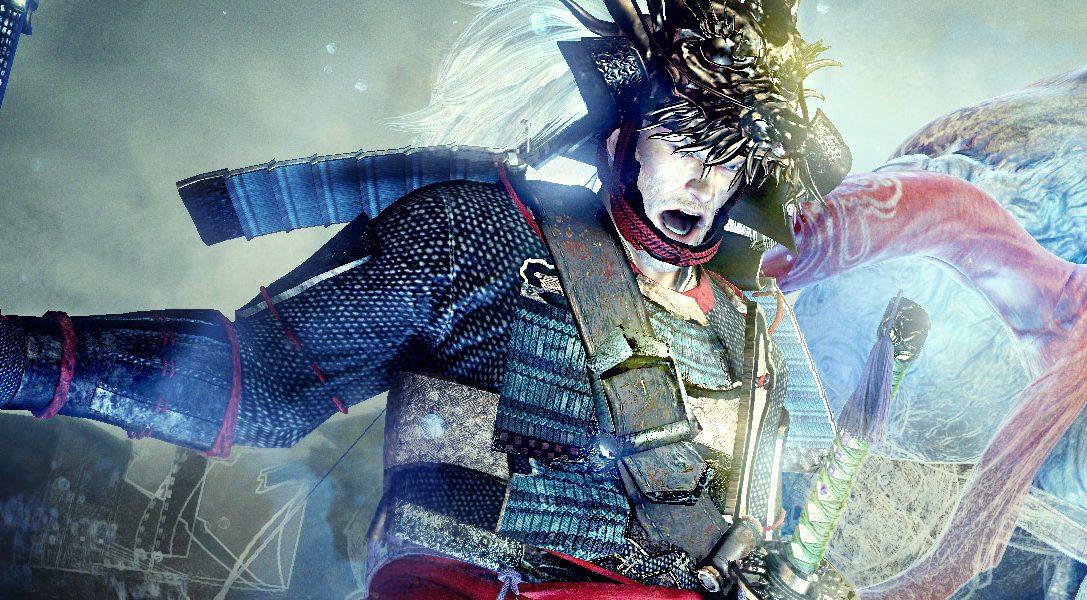 Il nuovo contenuto scaricabile di Nioh mostra samurai e ninja