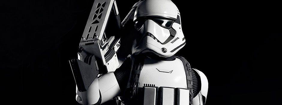 Uno sguardo esclusivo su Heavy Trooper di Star Wars Battlefront II