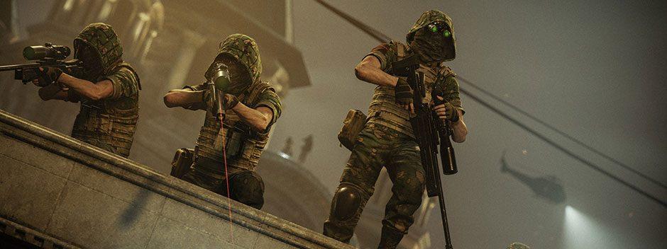 Sono state annunciate le date di lancio di The Inpatient e Bravo Team per PS VR
