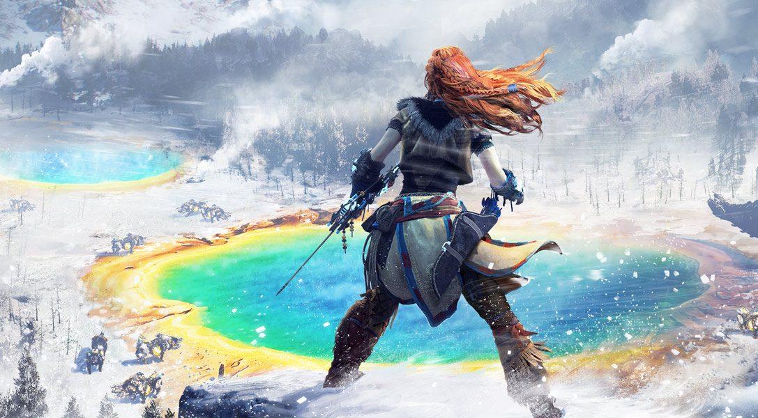 Annunciata la data di pubblicazione di Horizon Zero Dawn: The Frozen Wilds