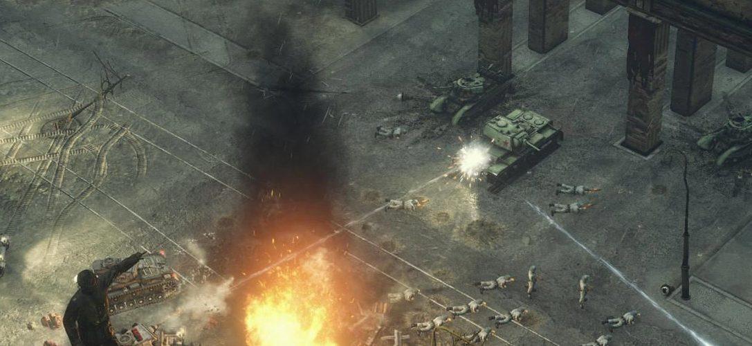 La storia dietro i campi di battaglia e gli armamenti realistici della Seconda guerra mondiale del titolo di strategia in tempo reale per PS4 Sudden Strike
