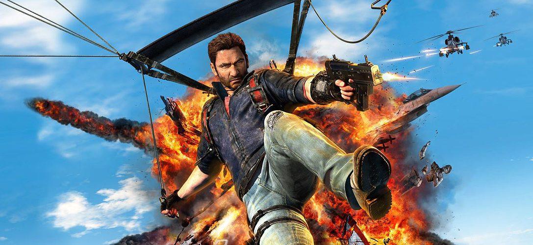 I cinque modi migliori di scatenare il caos in Just Cause 3, il gioco del mese di PS Plus
