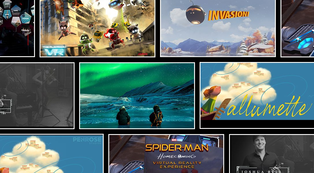 16 giochi, esperienze e demo gratuiti per PlayStation VR giocabili immediatamente!