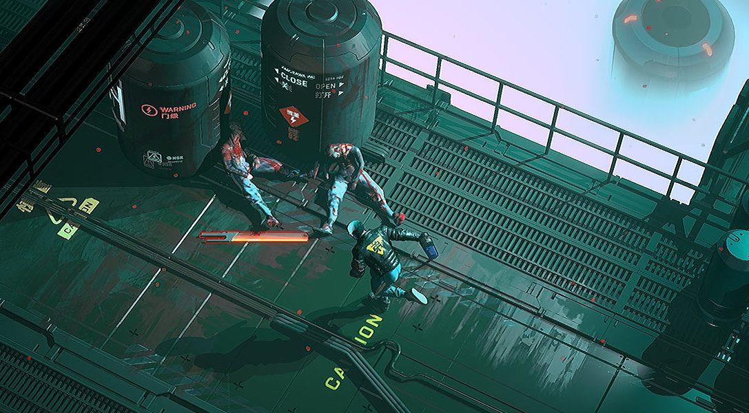 Quale sarà il ruolo della tecnologia delle armi in Ruiner, titolo cyberpunk d'azione? Disponibile dal 26 settembre!