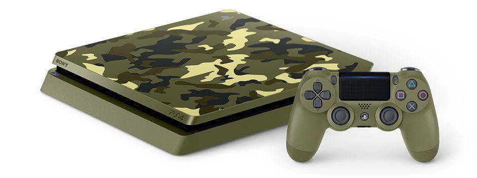 Ti presentiamo il pacchetto PS4 in edizione limitata di Call of Duty: WWII