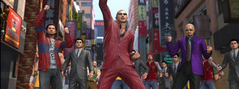 Annunciato il minigioco Clan Creator di strategia in tempo reale di Yakuza 6 e i codici personaggio