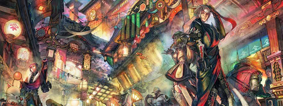 Il produttore e direttore di Final Fantasy XIV vuole che tu sia un Guerriero della luce