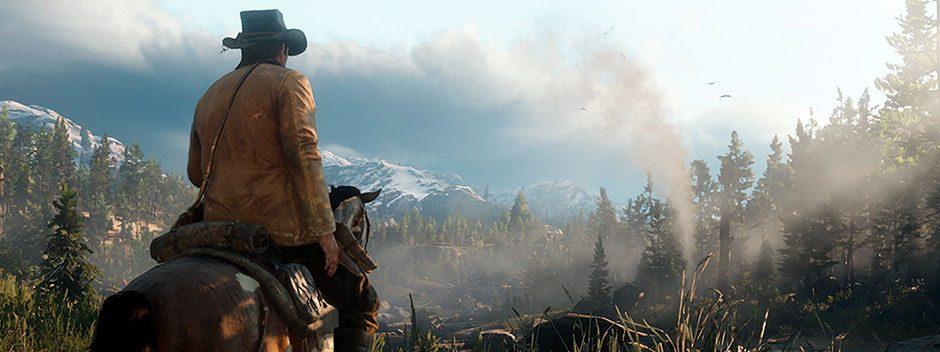 Guarda il nuovo trailer di Red Dead Redemption 2 targato Rockstar