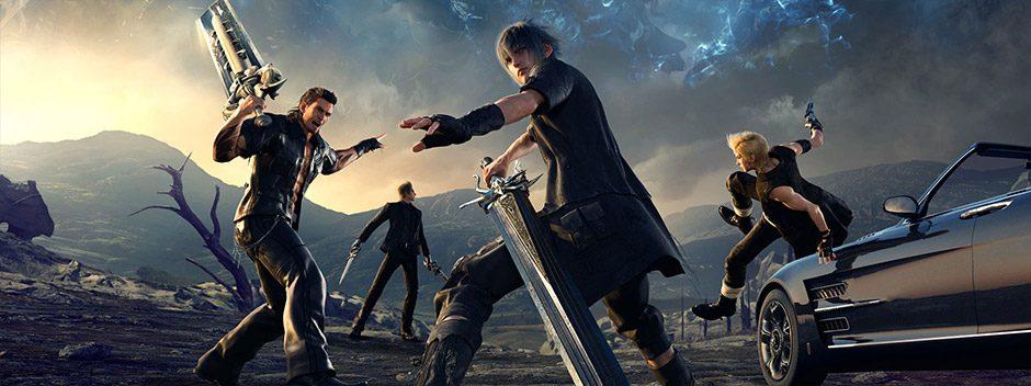 Nuovi sconti del PlayStation Store iniziano oggi su Final Fantasy XII & XV, Nier: Automata, Injustice 2 e molto altro