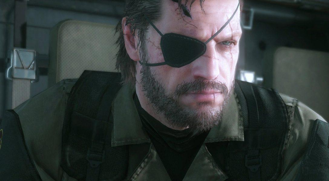 I vostri giochi di PS Plus di ottobre sono Metal Gear Solid V e Amnesia: Collection