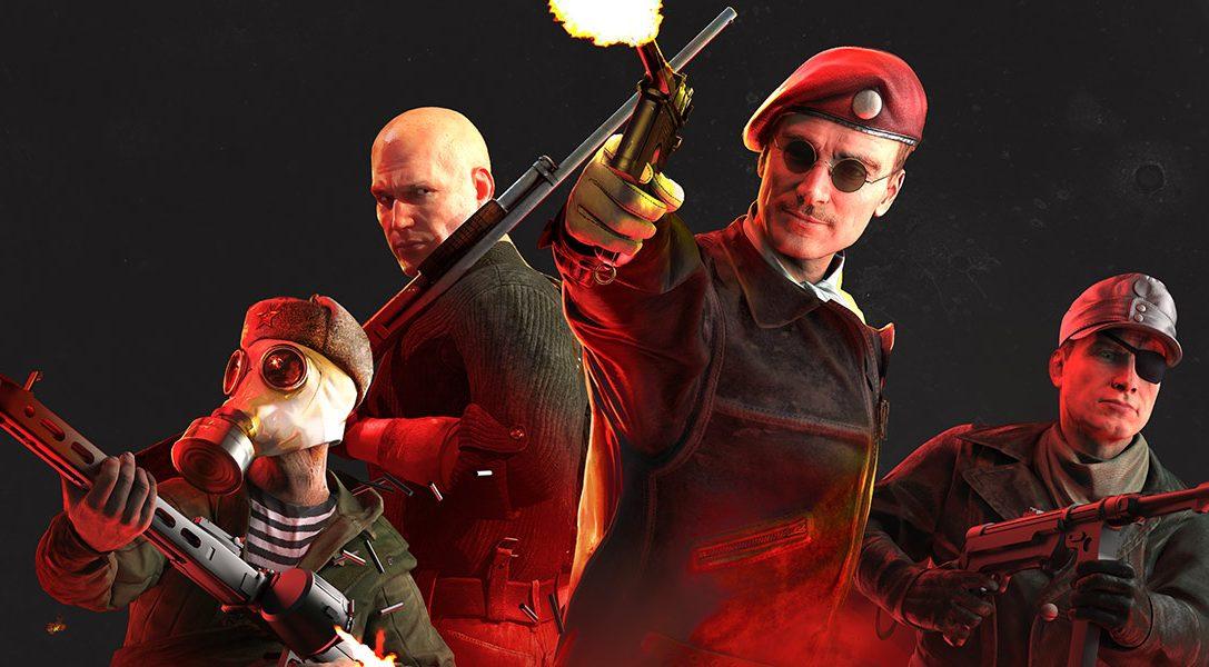Il gioco coop a 4 giocatori per PS4 Raid: World War II è un connubio tra Payday e il film I guerrieri