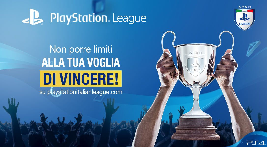 L'autunno mette il turbo con i nuovi tornei di PlayStation Italian League!