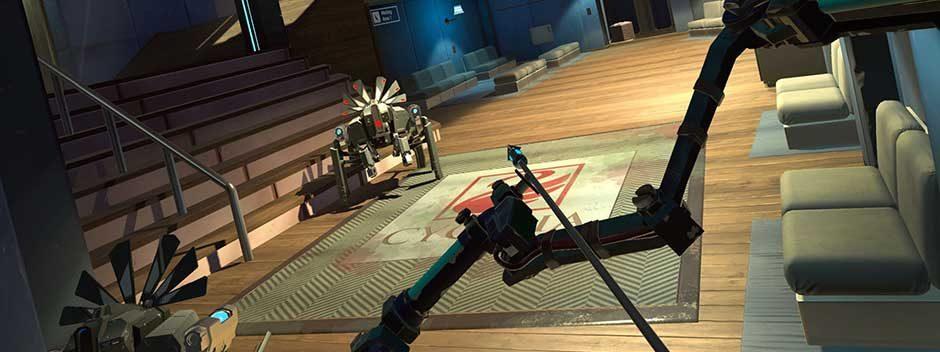 Il progettista di Mirror's Edge Catalyst ritorna con Apex Construct per PS VR
