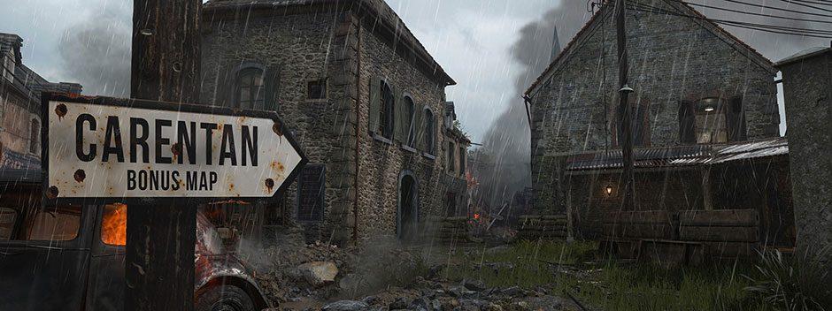 Carentan, la mappa preferita dei giocatori, colpisce Call of Duty: WWII il 30 febbraio