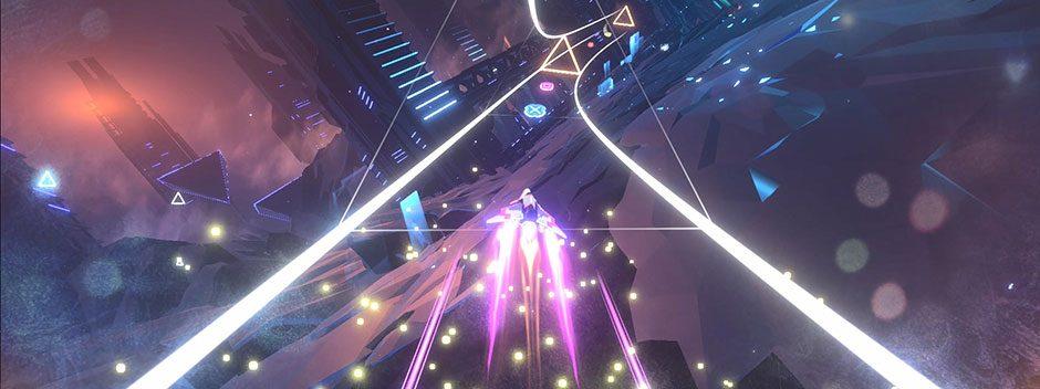 Invector, il rhythm game scandito dalle note EDM di Avicii, fa la sua ricomparsa alla Paris Games Week