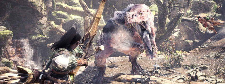 Altri dettagli sulla collaborazione fra Monster Hunter: World e Horizon Zero Dawn nel nuovo trailer