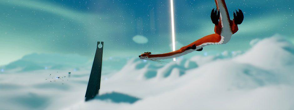 Avventura fantastica non violenta Oure annunciata per PS4 – ed è ora disponibile!
