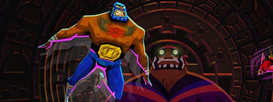 Il luchador più amato da tutti torna con Guacamelee! 2, prossimamente su PS4