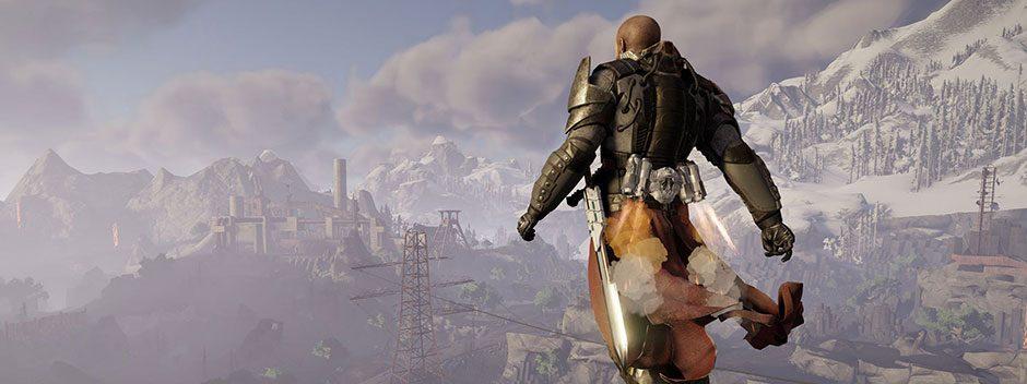 I creatori di Risen raccontano come sono giunti all'open world fantascientifico di Elex per PS4, disponibile da domani