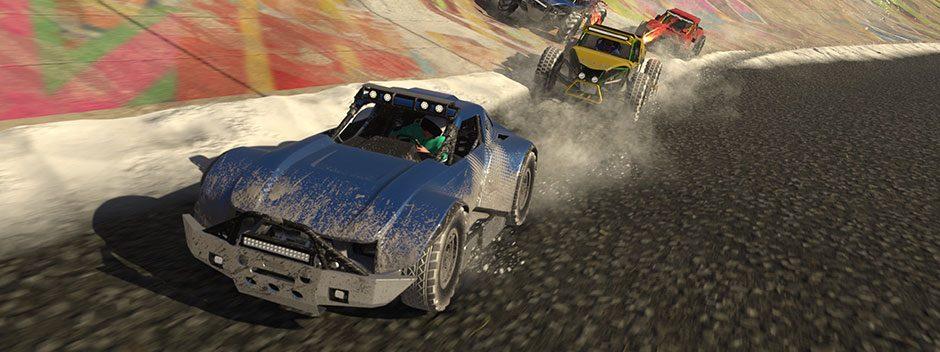 Ti presentiamo Onrush, un nuovo arcade racer dai creatori di Motorstorm e Driveclub