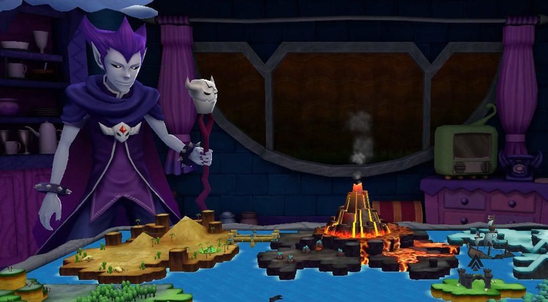 Evocate mostri e conquistate il mondo nel titolo di strategia in tempo reale per PS VR No Heroes Allowed! disponibile da oggi
