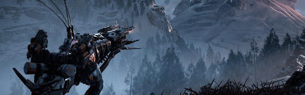 Ecco il trailer degli ambienti di Horizon Zero Dawn – The Frozen Wilds