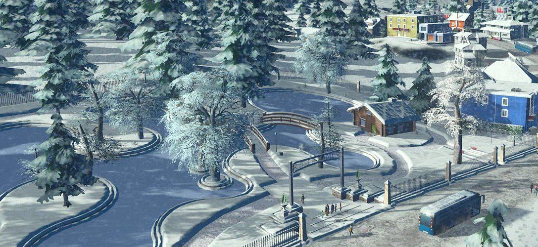 Approfitta dei pacchetti per Cities: Skylines – Snowfall e molto altro in arrivo su PS4
