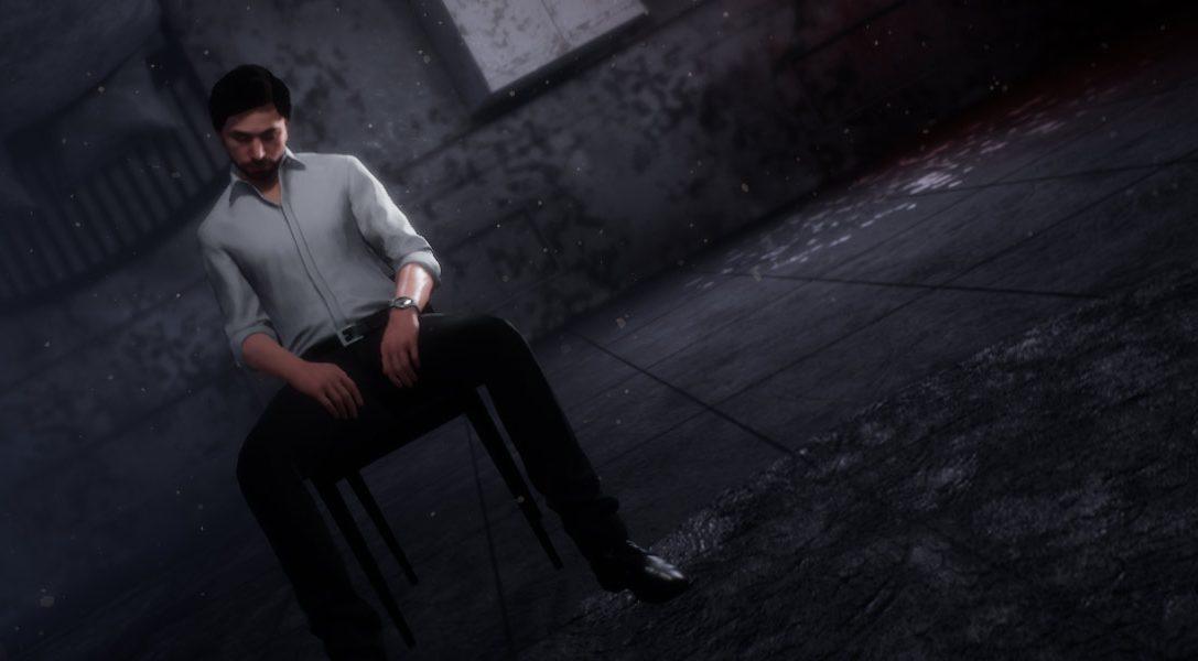 Il thriller fantascientifico per PS4 Past Cure, in uscita a febbraio 2018, vi armerà di pericolosi poteri telecinetici