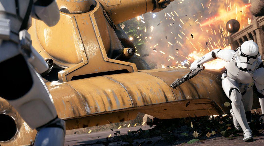 Da come usare la Forza a come schivare missili: 5 consigli di EA per la Beta PS4 di Star Wars Battlefront II che comincia oggi