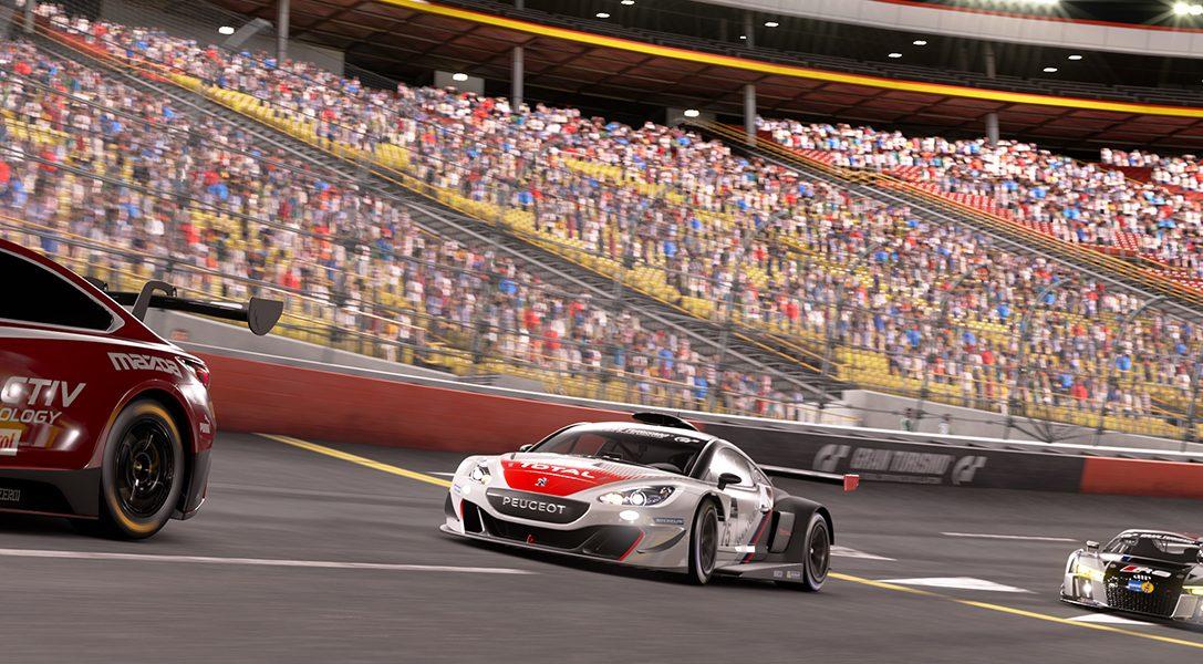 La demo a tempo limitato di Gran Turismo Sport sarà disponibile dal 9 ottobre