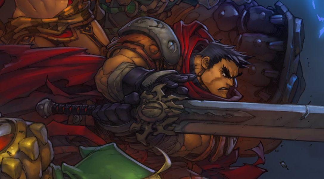 Ecco come Battle Chasers ha abbandonato le convenzioni dei fumetti per rinascere su PlayStation 4