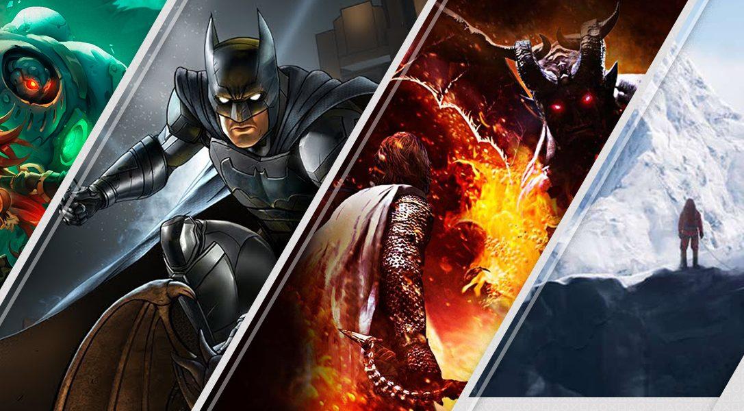 Cinque nuovi titoli su PlayStation Store da tenere d'occhio questa settimana