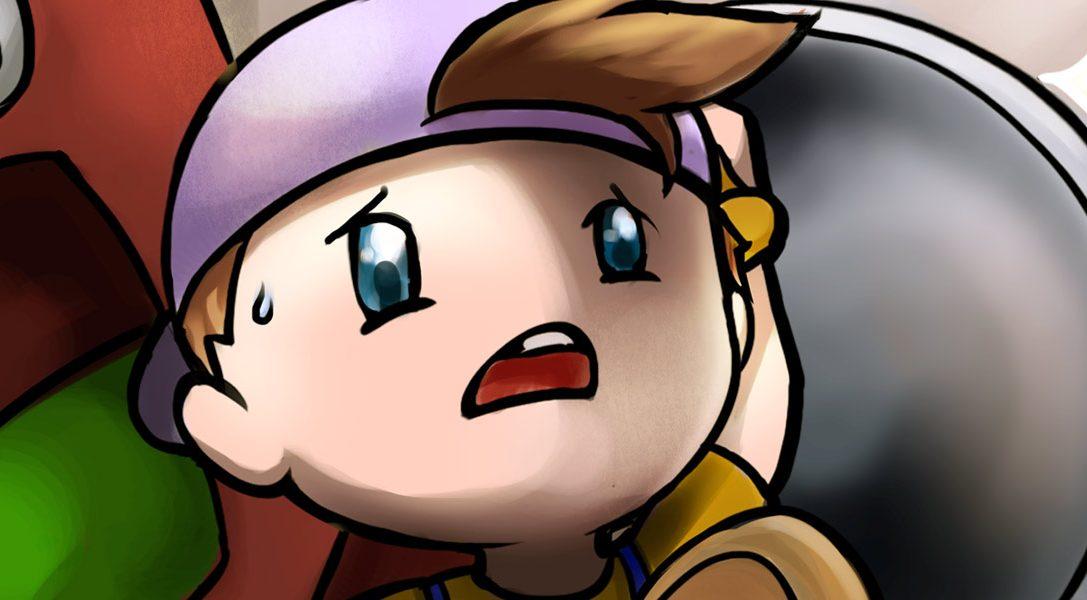 È stata annunciata la versione PS4 di Reverie, gioco di azione/avventura ispirato a Earthbound