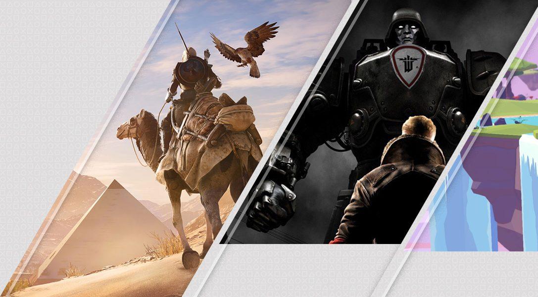 5 grandi nuove uscite su PlayStation Store da tenere d'occhio questa settimana