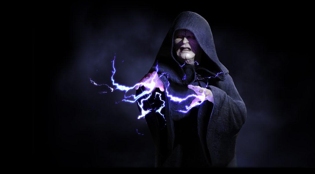 Passate al Lato Oscuro e dominate il campo di battaglia con l'Imperatore in Star Wars Battlefront II