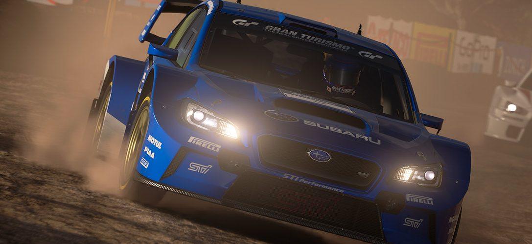 Promozione PlayStation VR e Gran Turismo Sport