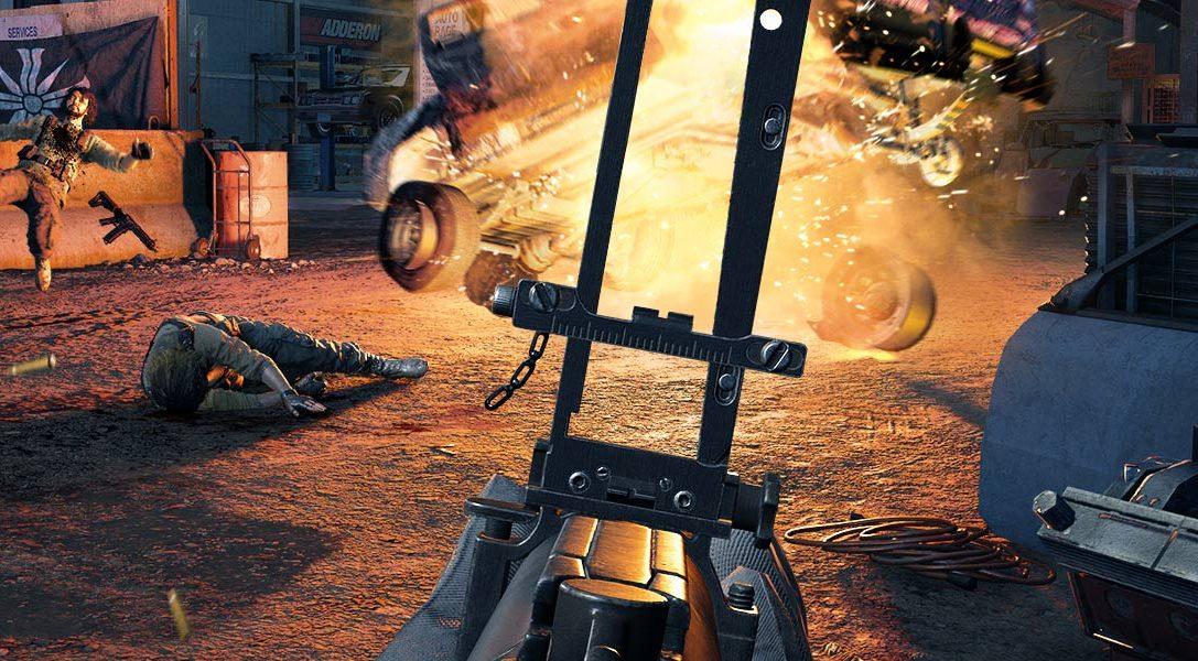 Il nuovo trailer di Far Cry 5 presentato a Paris Games Week è ricco di azione co-op